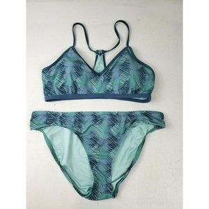 Carve Designs Bikini Top M Bottoms L Swimsuit Set